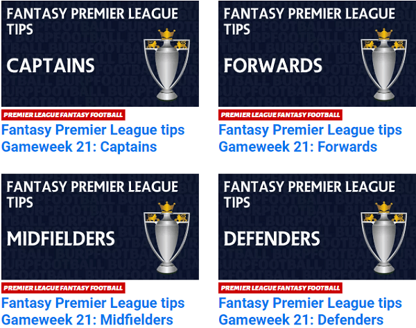 English Premier League FantasyFootball Tips