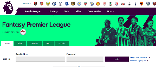 FA Fantasy League