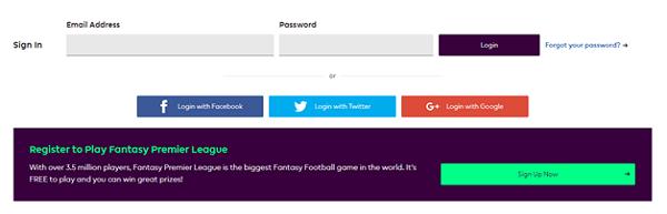 FA Prem Fantasy Football