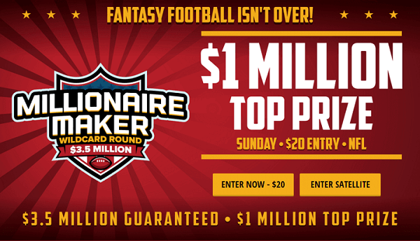 Play on DraftKings!