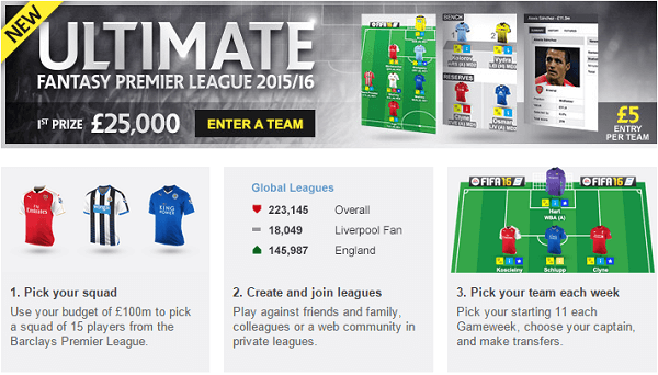 Ultimate Fantasy Premier League